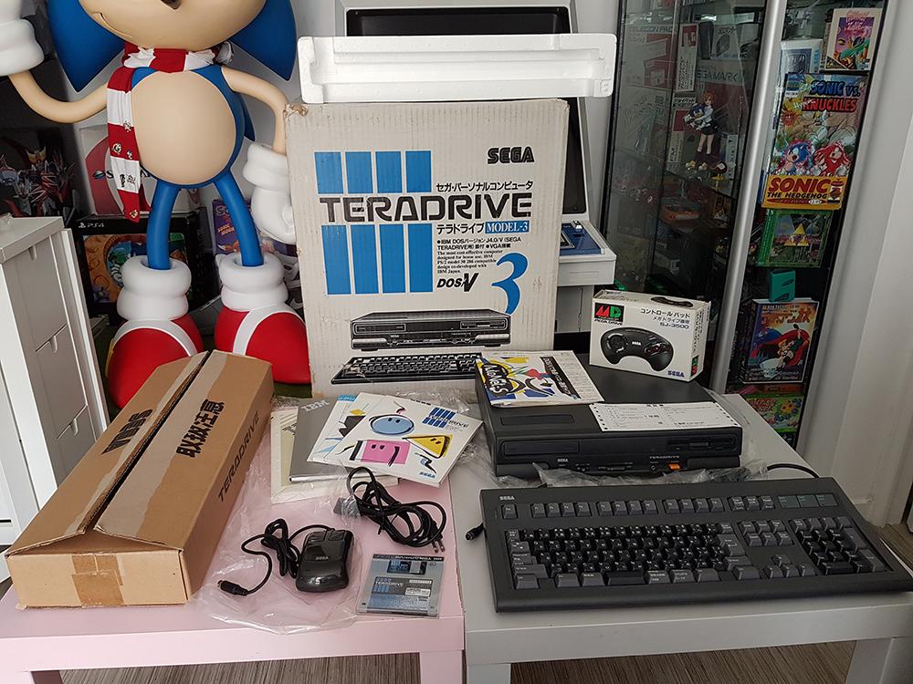 [VDS] Sega Teradrive Model 3  001