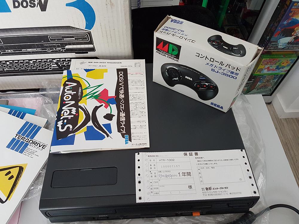 [VDS] Sega Teradrive Model 3  006