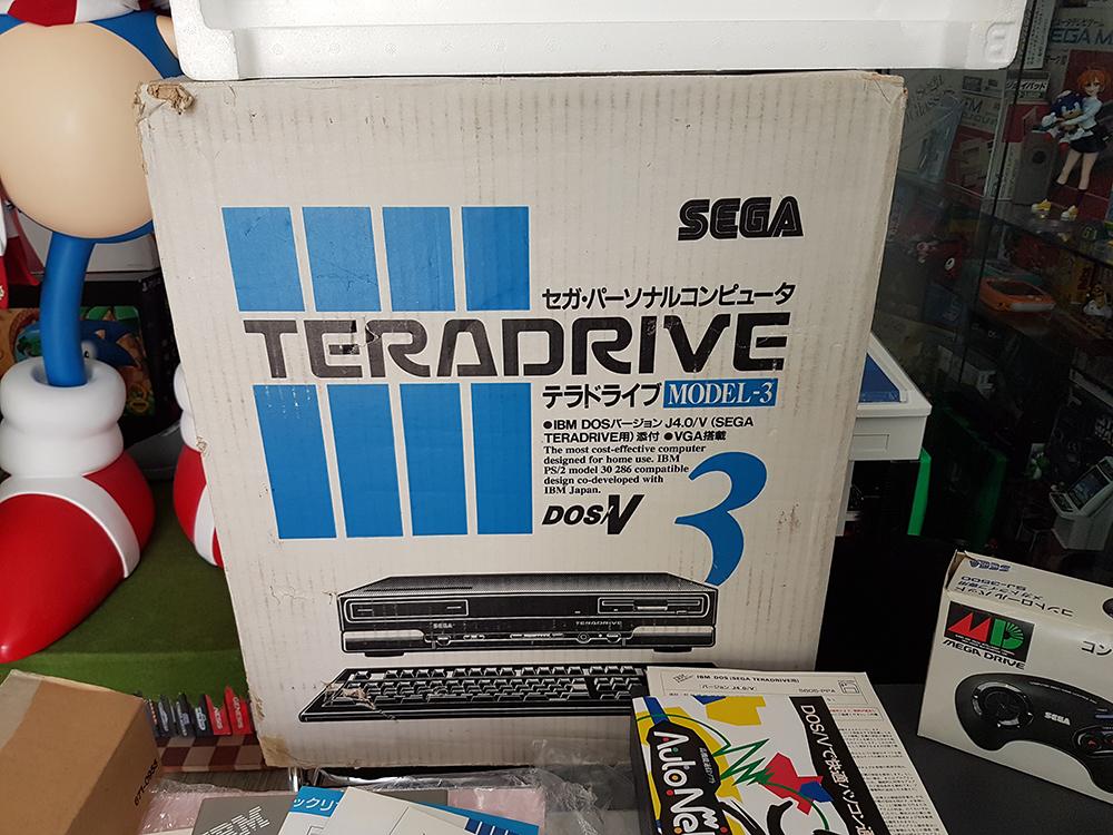 [VDS] Sega Teradrive Model 3  011